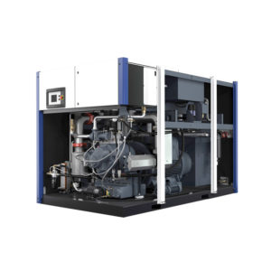 Oil-Free-Rotary Screw Compressors